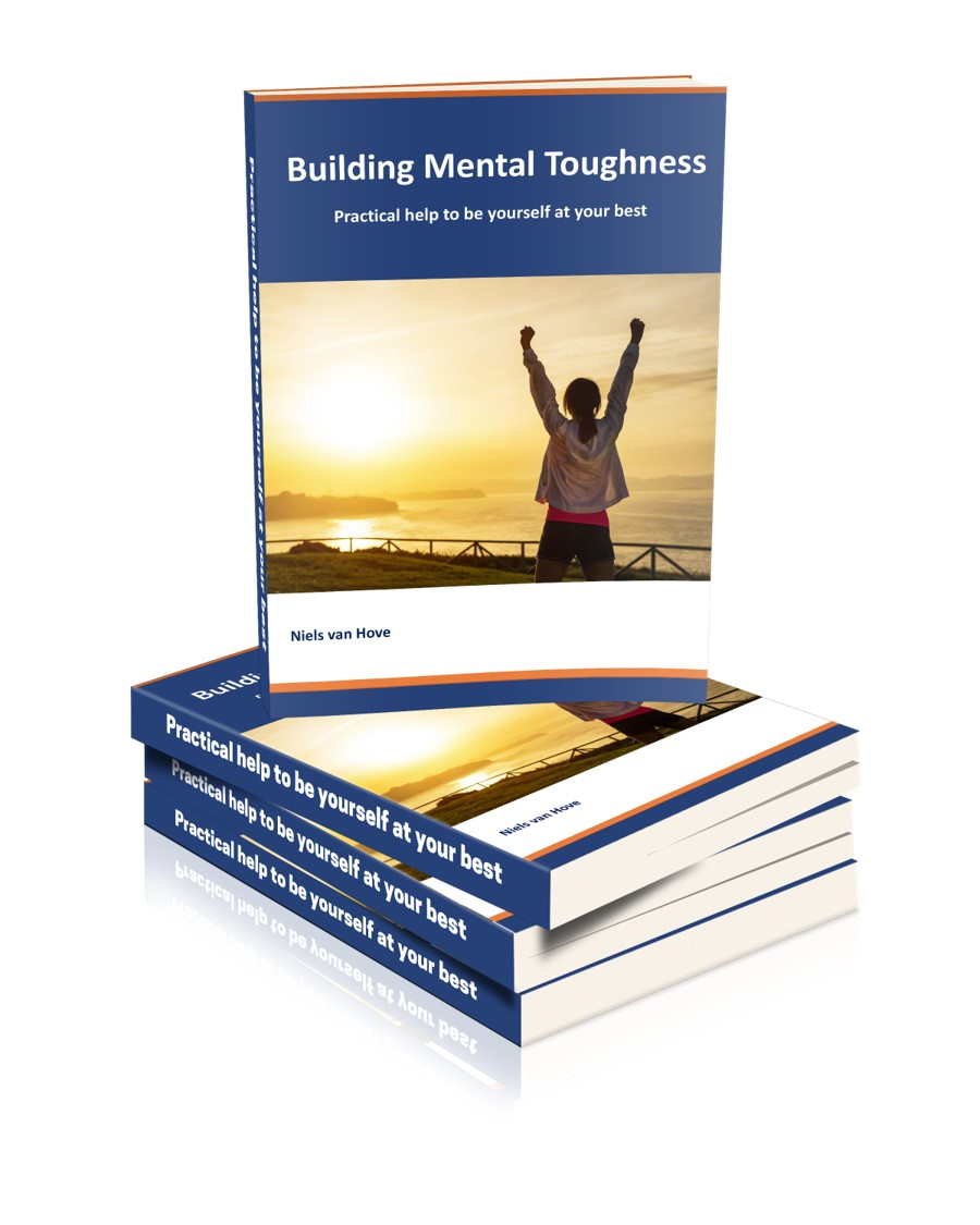 My new e-book: Building Mental Toughness
